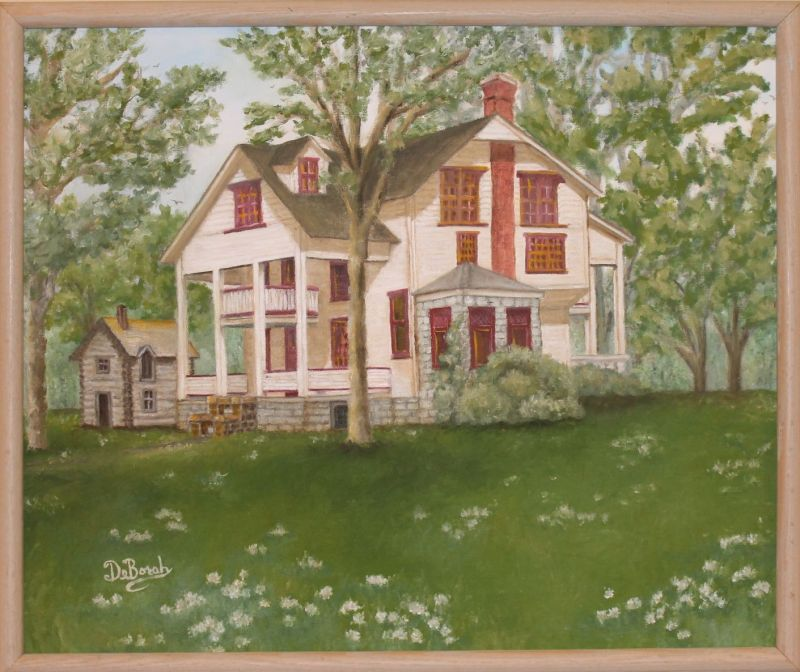 Large Of Mother Daughter House