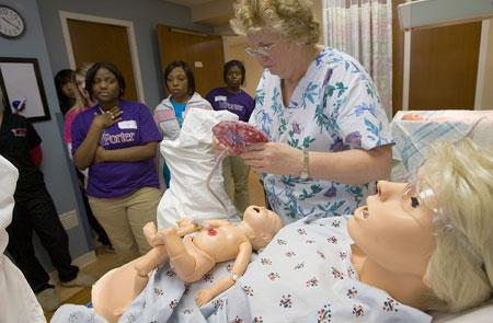 Job shadowing gives students a look at nursing careers Northwest - shadowing jobs