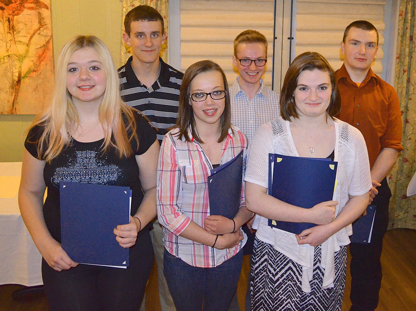 Bureau Adolescent Allegany County Youth Bureau Honors Volunteer Efforts News