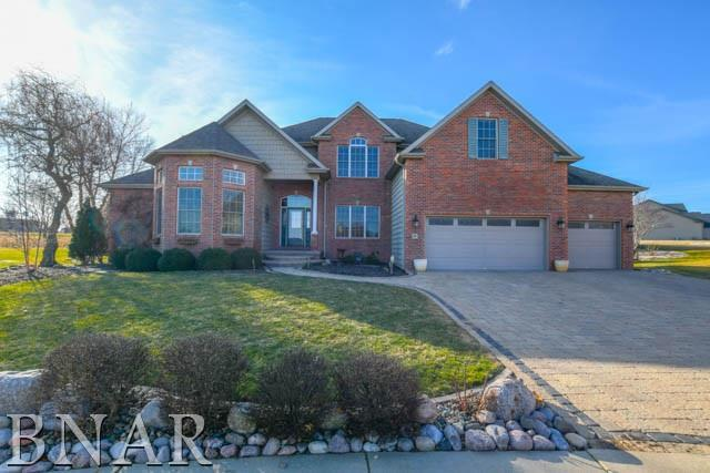 HOMES FOR SALE Bloomington IL - OPEN HOUSE on Sunday, April 14th