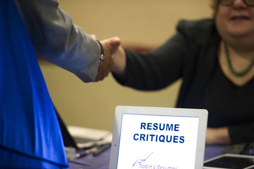 Jobless rates below 4 pct in nearly half US states Business - 9 sample job fair reports