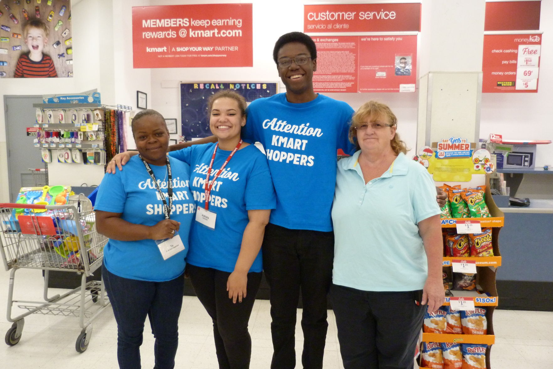 Kmart Careers Somers Point Kmart Is Keeping The Customers Happy Mainland