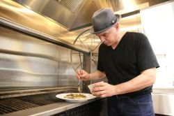 Amazing Michael Angeline At Borgata Brings Iron Chef Back To Hisculinary Roots Michael Angeline At Borgata Brings Iron Chef Back To His Michael Symon Wife Photo Michael Symon Wife Granola Recipe