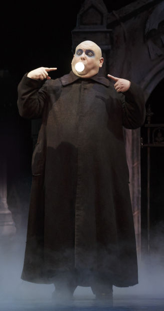 Fester Addams Actor Relishes Role As 'addams Family's' Fester | Theatre