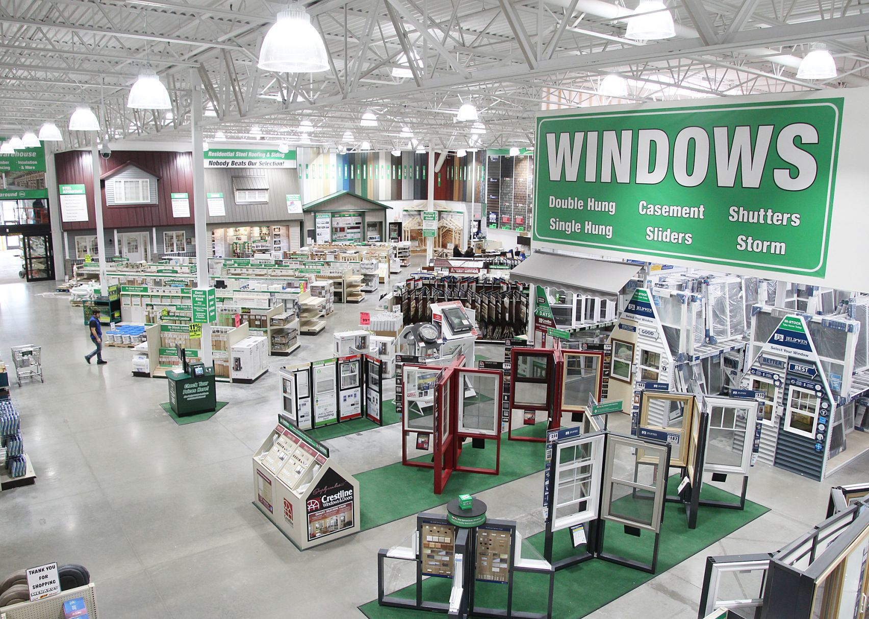Progress Menards Completes Major Remodeling In Spencer Sioux City Progress Area Ag Siouxcityjournal Com