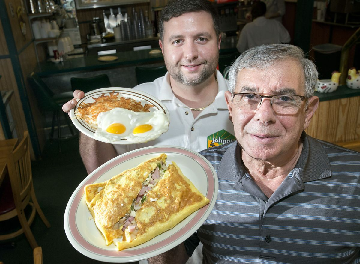 Johnny's Farmhouse Restaurant Johnnie Mars Egg Sperts They 39re Not Just For Breakfast