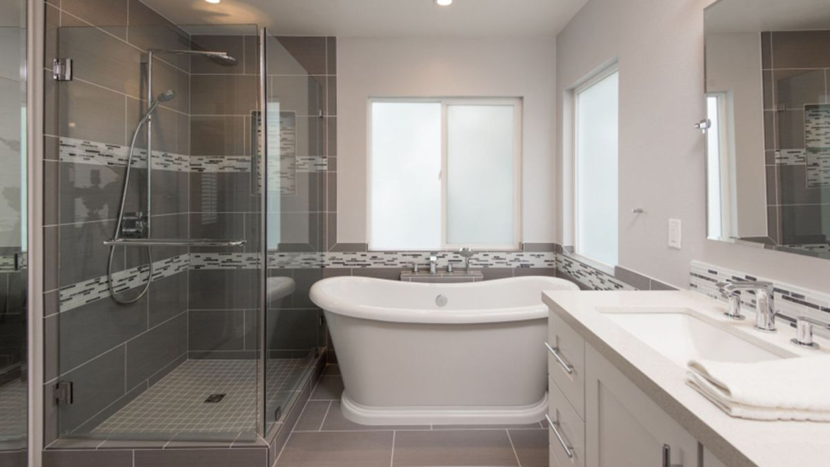 Living Smart How Much Does Bathroom Tile Installation Cost Home And Garden