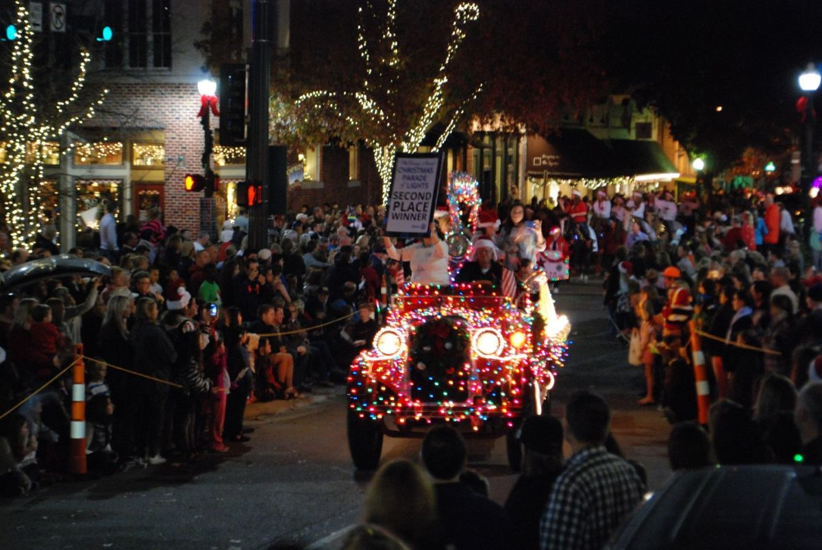 mckinney rotary christmas parade of lights