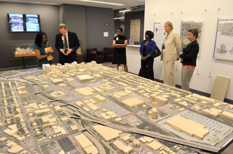 BJC campus renewal positions M/WBEs for future growth Diversity