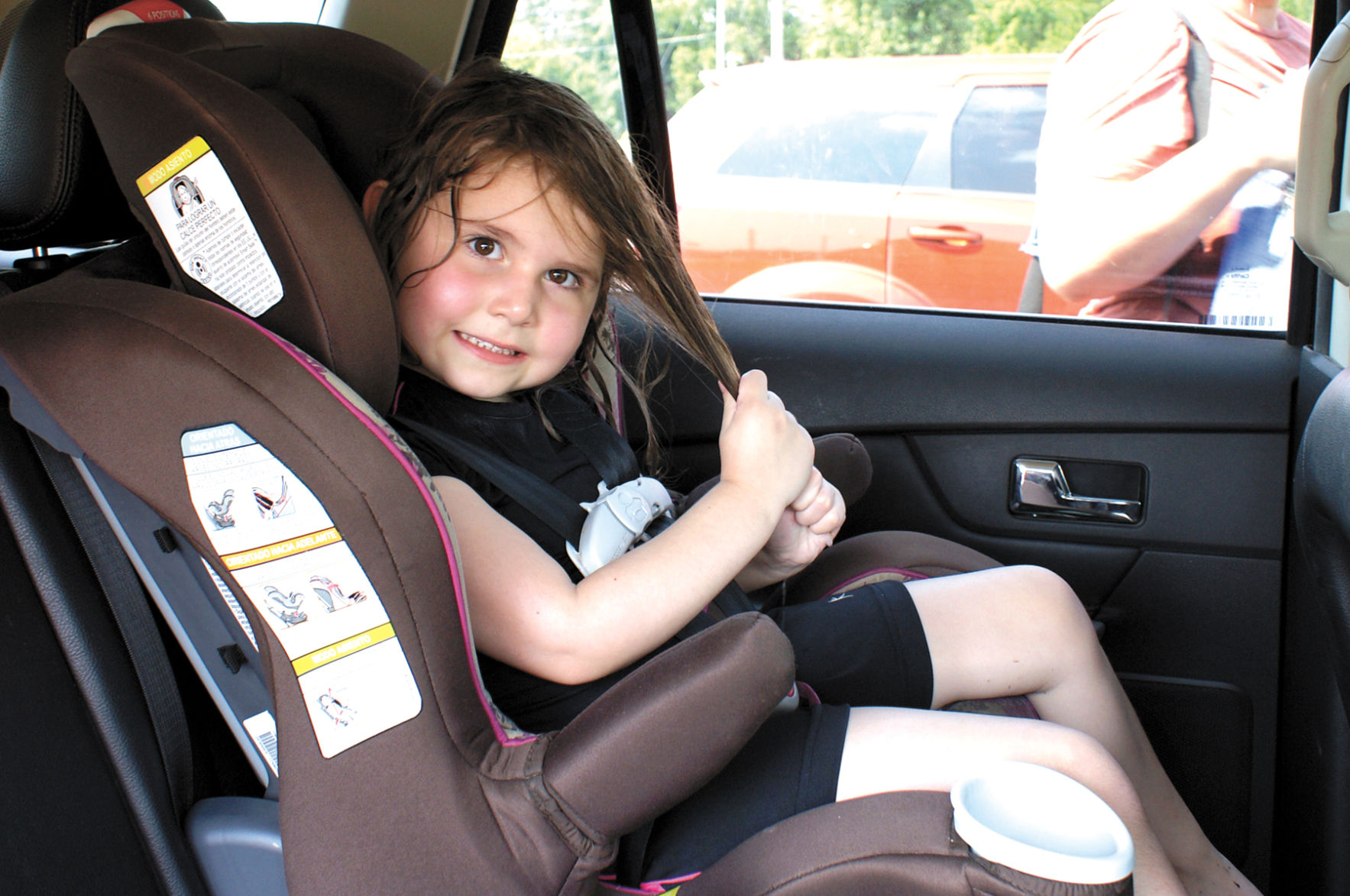 Rear Facing Car Seat Age 4 New Oklahoma Law Sets New Car Seat Regulations For Kids