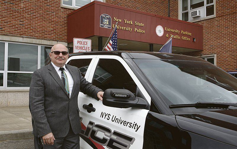 SUNY Oneonta police chief to retire Local News thedailystar - Nys University Police