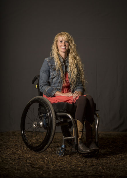 Despite being paralyzed, Utah State\u0027s Snyder continues chasing rodeo