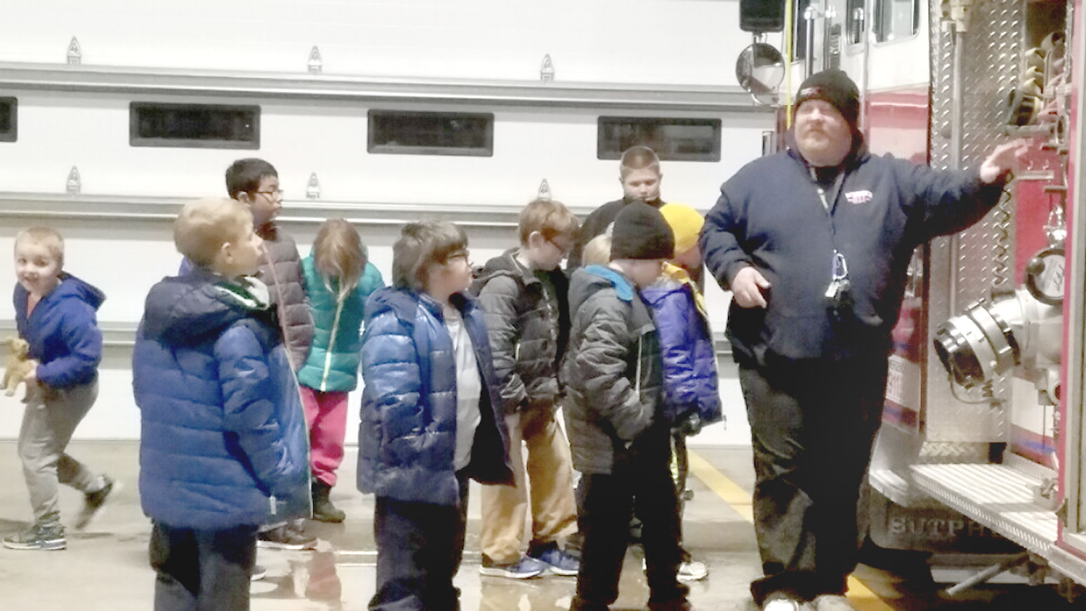 Cucina Scout In The Spotlight Leader Of The Pack Windber Man Starts Cub