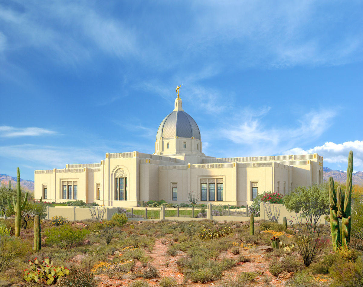 Lds Quote Wallpaper Steeple Won T Crown Mormon Temple In Foothills Home