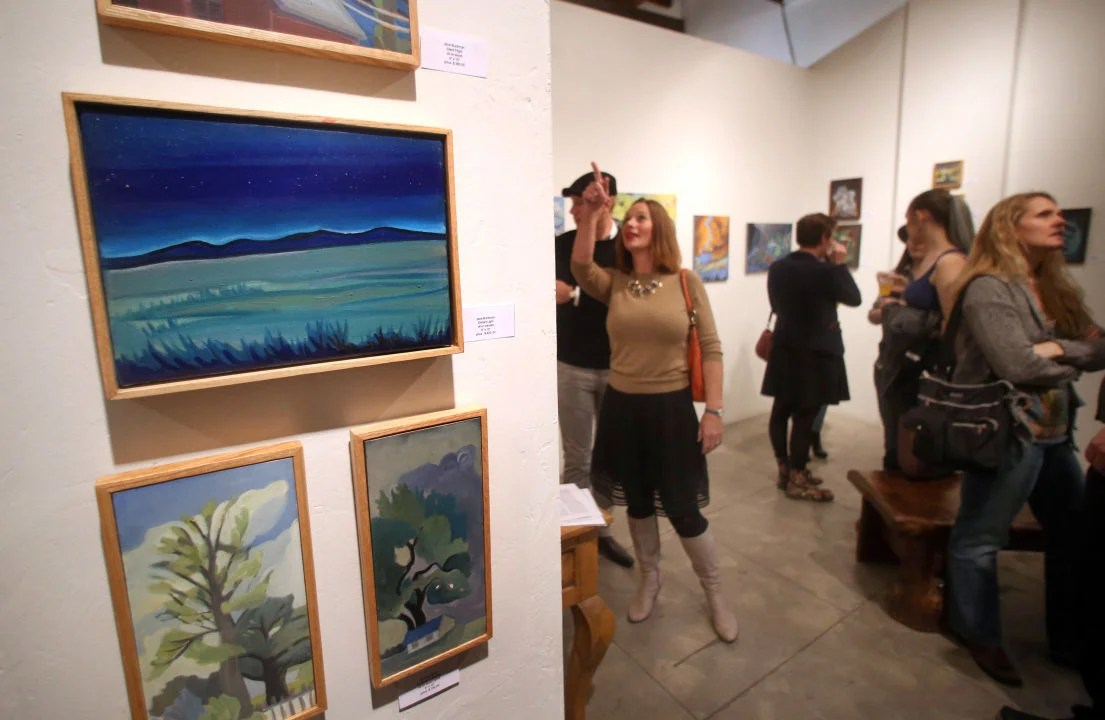 Art Gallery Artist 8 Places To Buy Local Art Tucson Life Tucson