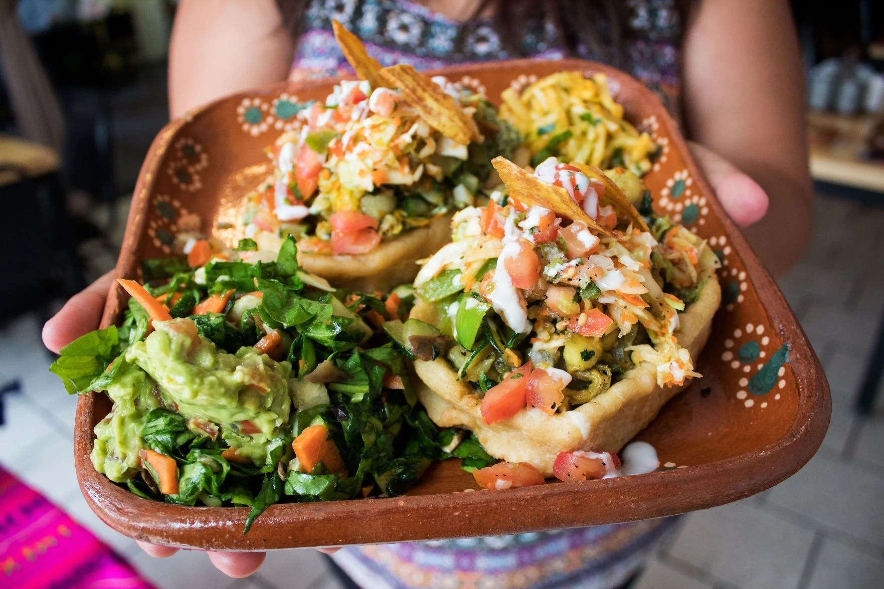La Cocina Restaurant Menu A Giant List Of Vegan Food In Tucson Now With More Restaurants