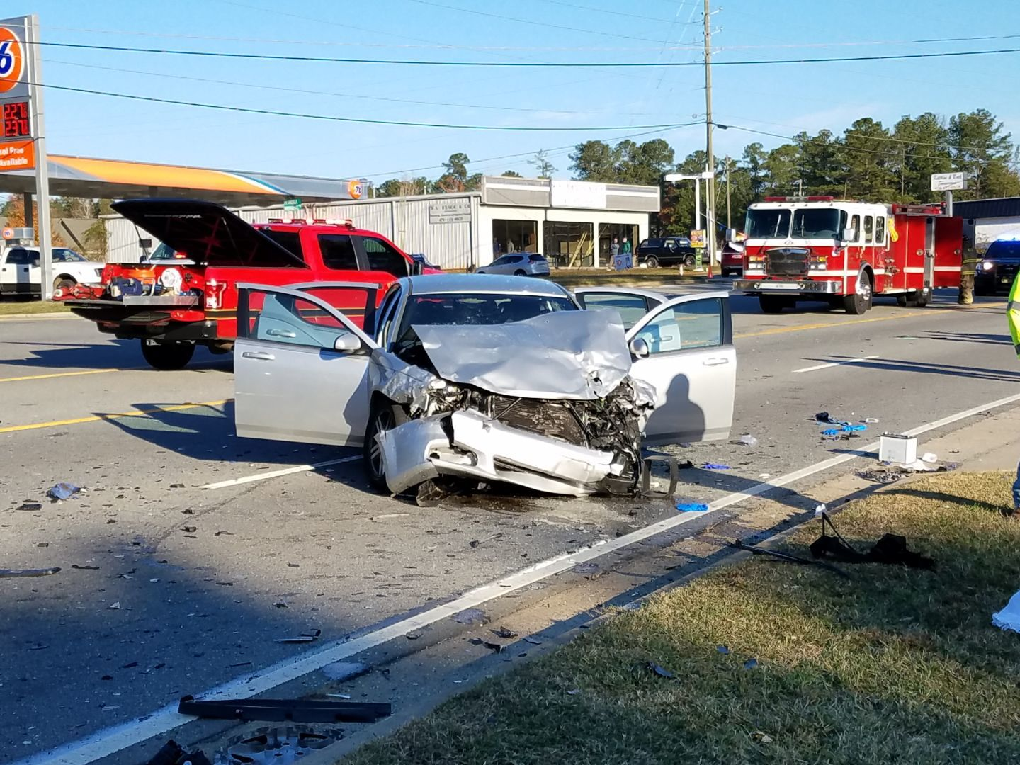 Injured In Accident Update Five Injured Child 6 Killed In Two Car Collision News