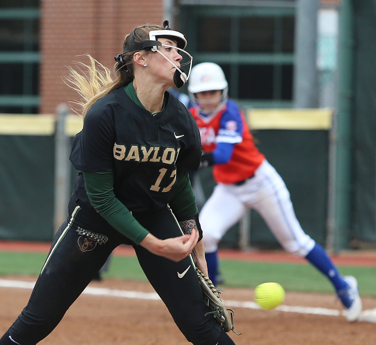 Garage Games Invitational Lady Bears Host Strong Baylor Invitational Field Baylor Softball