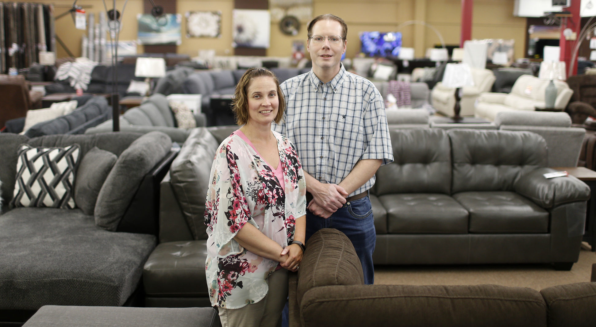 Local First Feature Waverly Furniture Store Has Different Way Of Doing Business Business Local News Wcfcourier Com