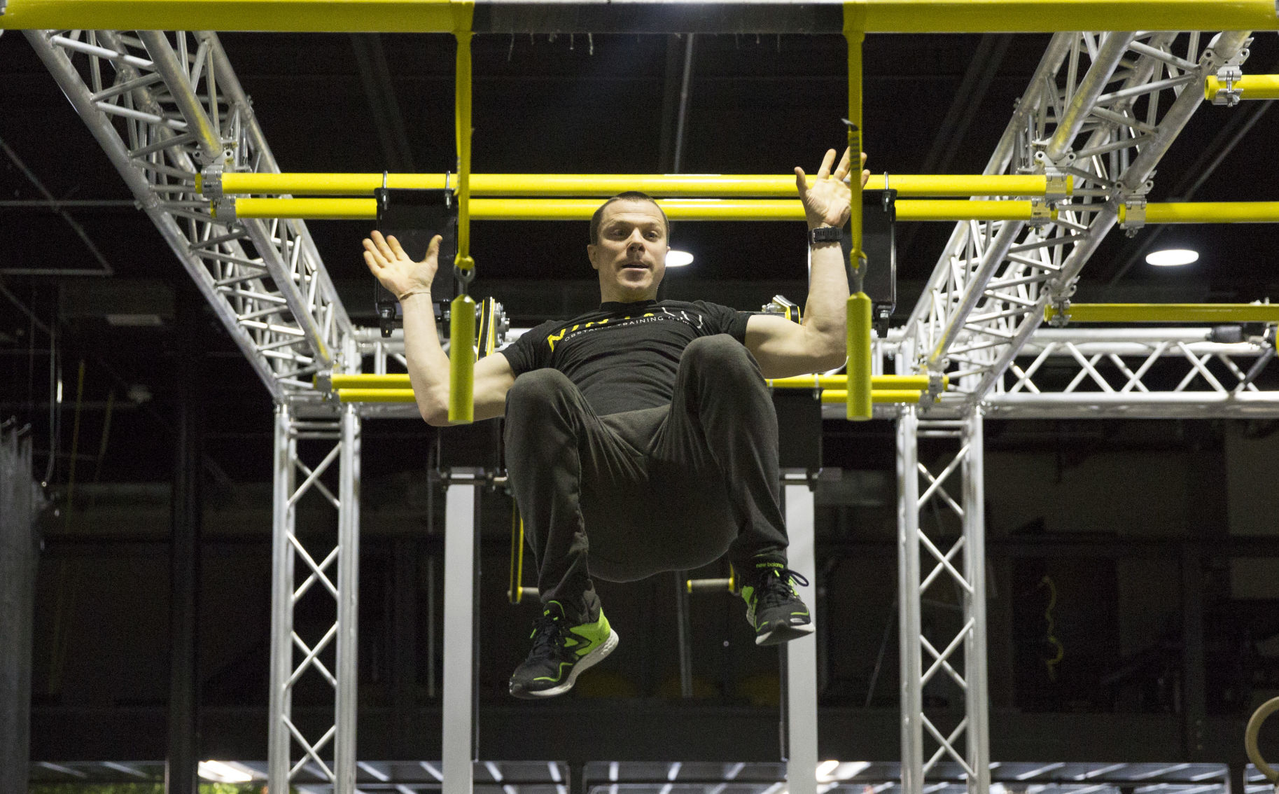 Garage Gym Warrior Cedar Valley Residents Appearing On American Ninja Warrior Shows