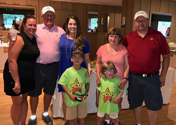 Kraemer family golf event goes back years Local News wdtimes - make a wish mission statement