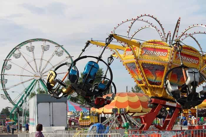 3d Weather Live Wallpaper The Wyoming State Fair In Douglas Offers Carnival Rides