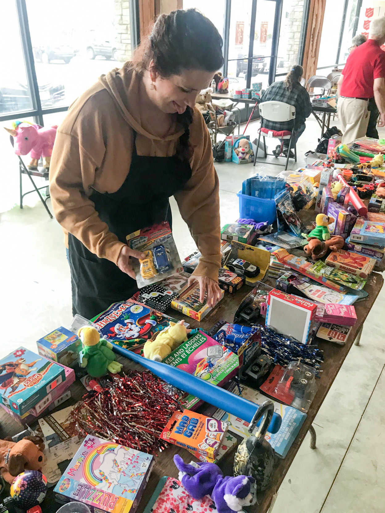 2018 A Record Year For Local Toys For Tots News