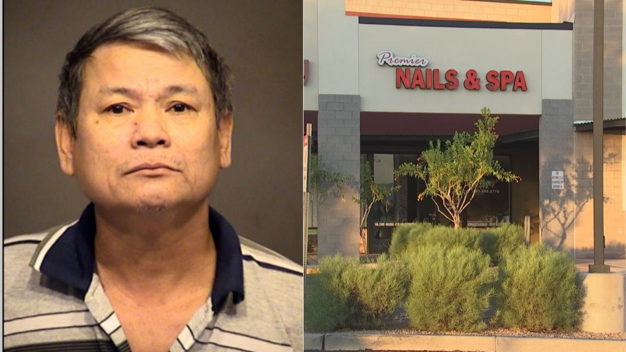 Mesa Tv Salon Mother Speaks After Mesa Nail Salon Worker Allegedly Molests 5 Year Old Son