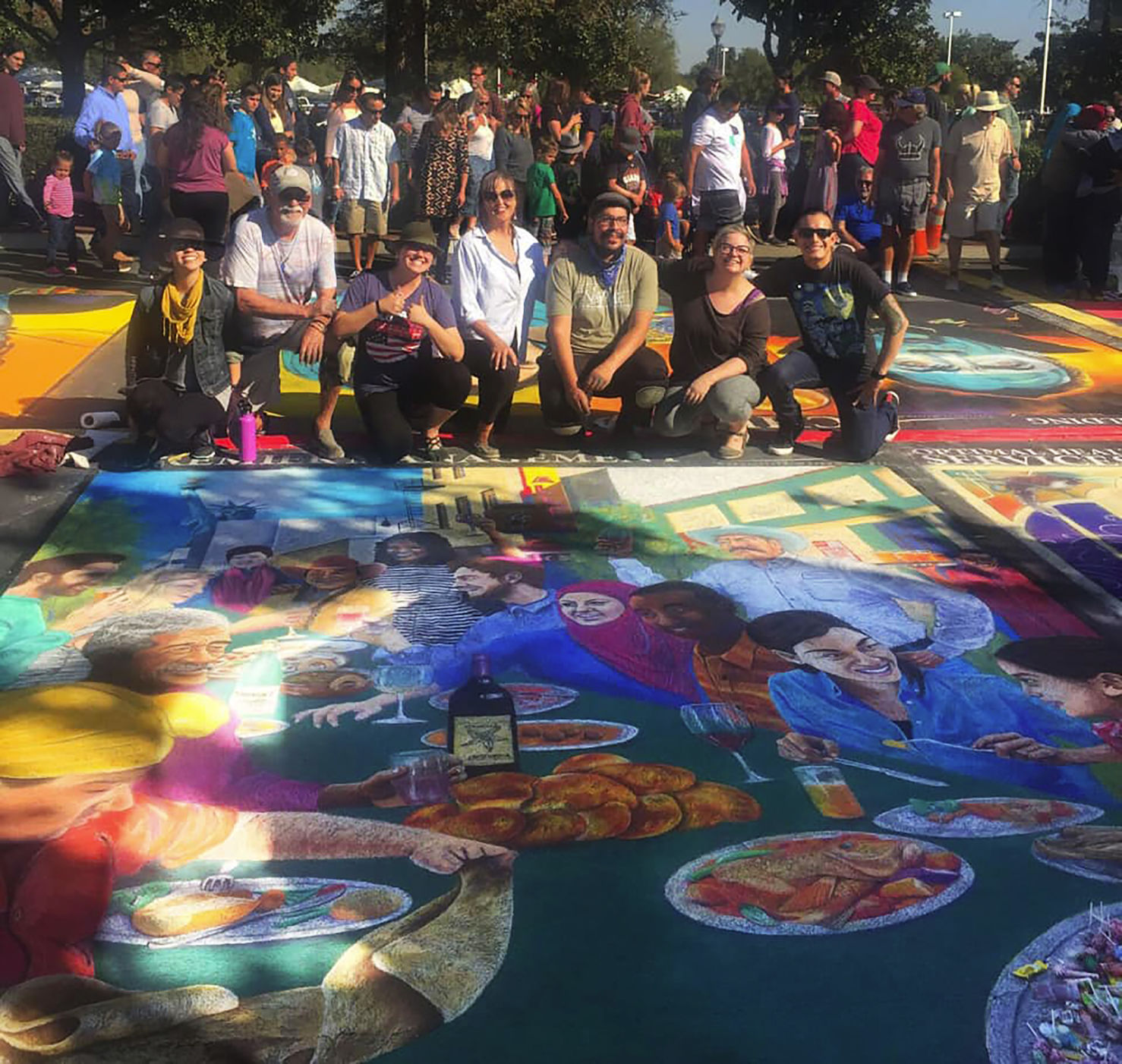 Arte Visual Group Chalk It Up To 20 Years Of Excellence For Via Arte Arts