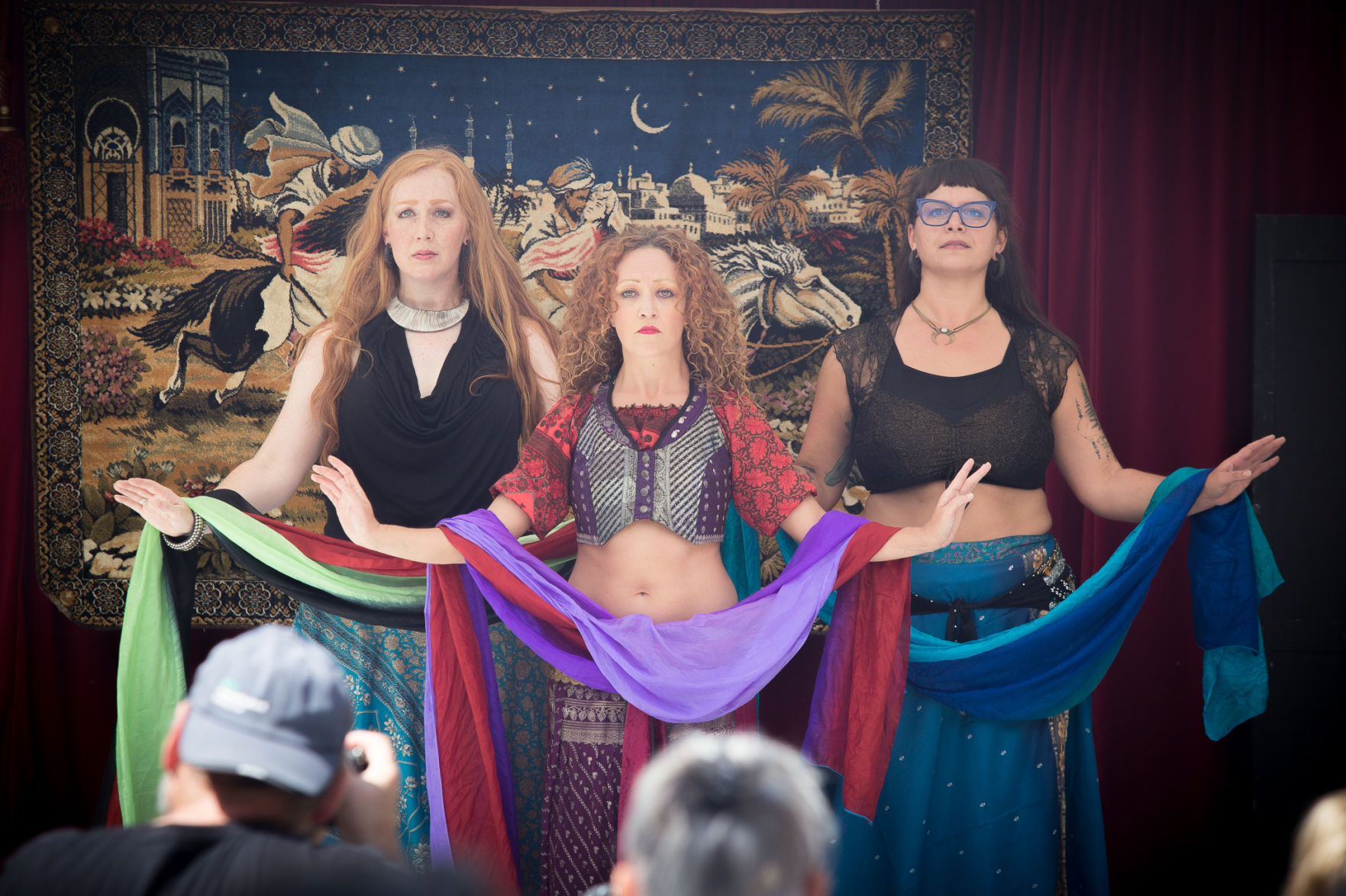 Shake Shimmy Belly Dance Festival Draws Dozens Of Performers - Belly Dance