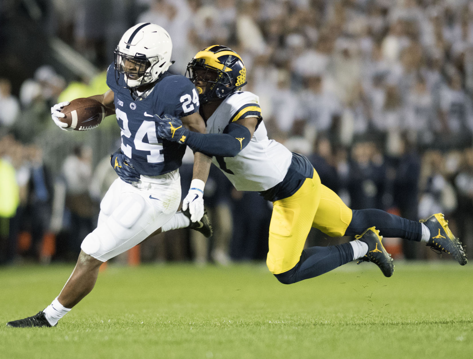 Penn State Football Breaking Down Penn State Football S Rb Situation Next Season And