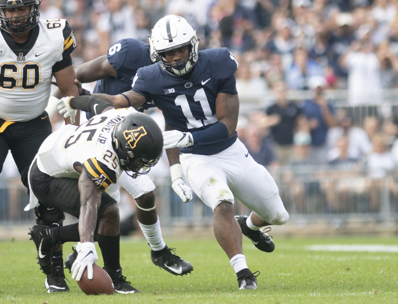 Penn State Football Penn State Football News Daily Collegian Collegian Psu Edu