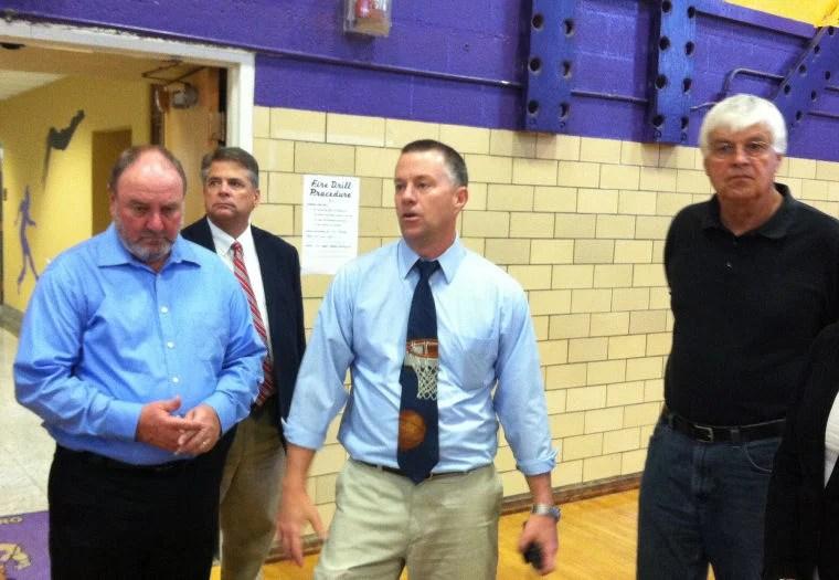 City officials tour WHS The News Virginian dailyprogress
