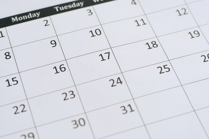 Friday, Feb 1 Calendar Calendar dentonrc