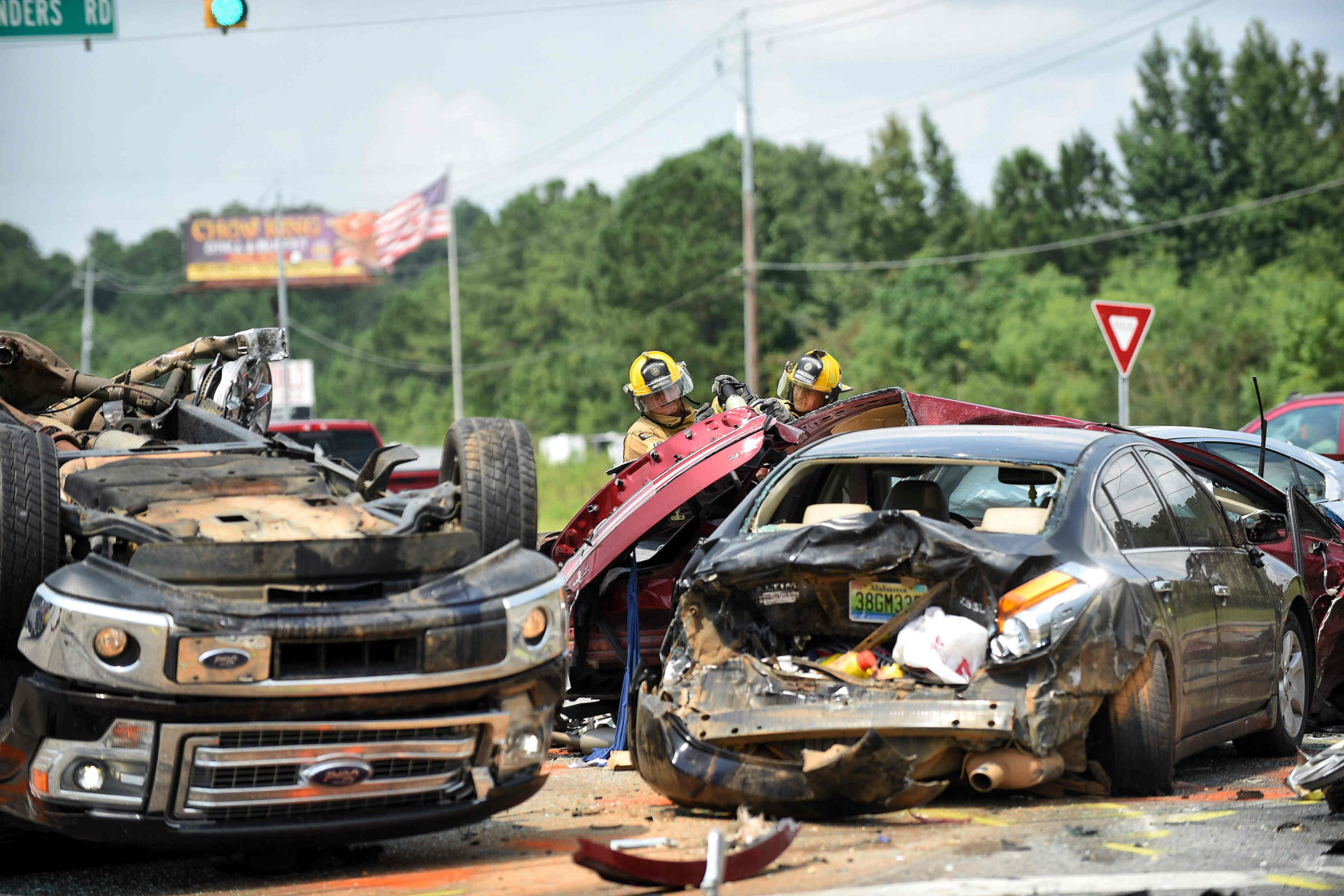 Injured In Accident Webb Man Killed Several Injured In Major Accident On Highway 231