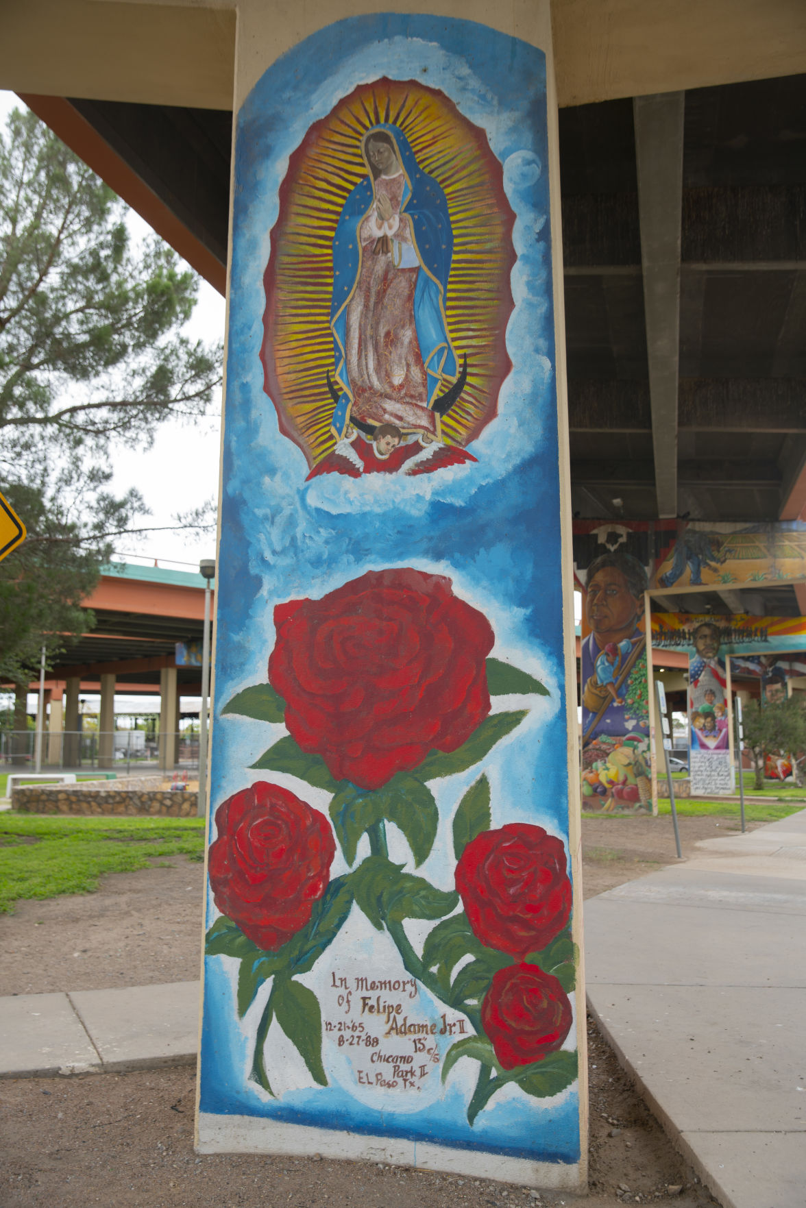 Arte Chicano Murals Low Slow Local Features Elpasoinc