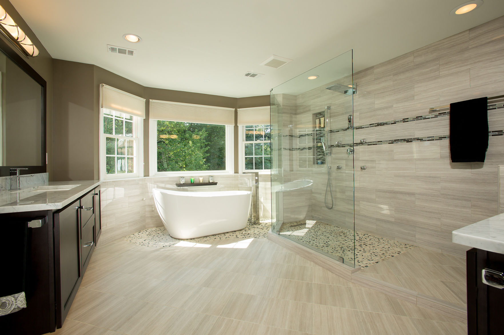 Color Natural Materials Multi Functionality Top List Of Demands In Luxury Bathrooms Articles Fairfaxtimes Com