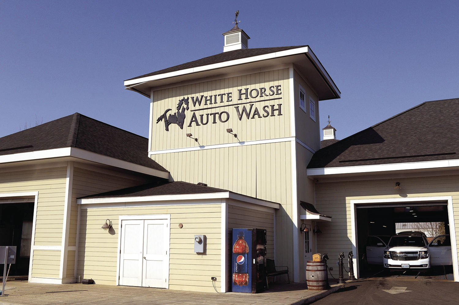 Auto Wash Warrenton Car Wash Owner Expands To Fourth Site News Fauquier