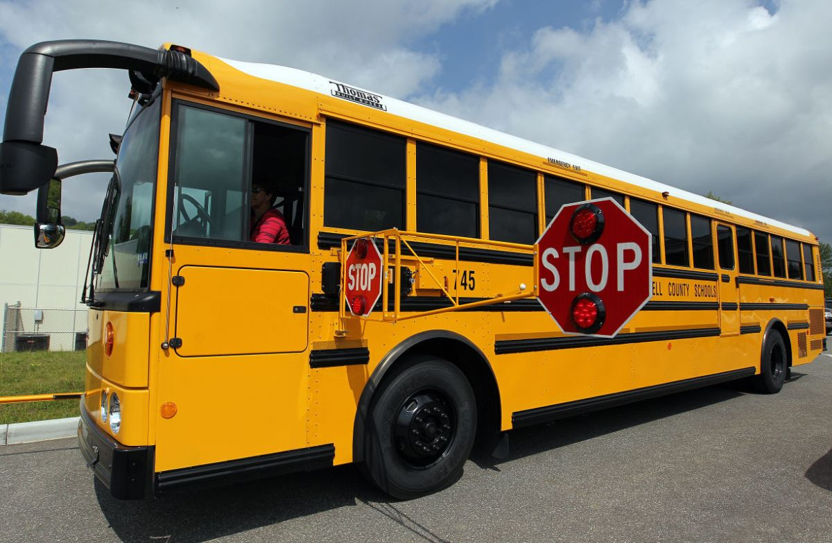 WV Senate passes schoolbus stopsign bill Recent News