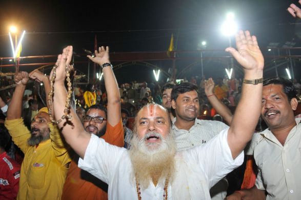 Indian-American Hindutva believers are ecstatic about India's court decision on Babri Masjid
