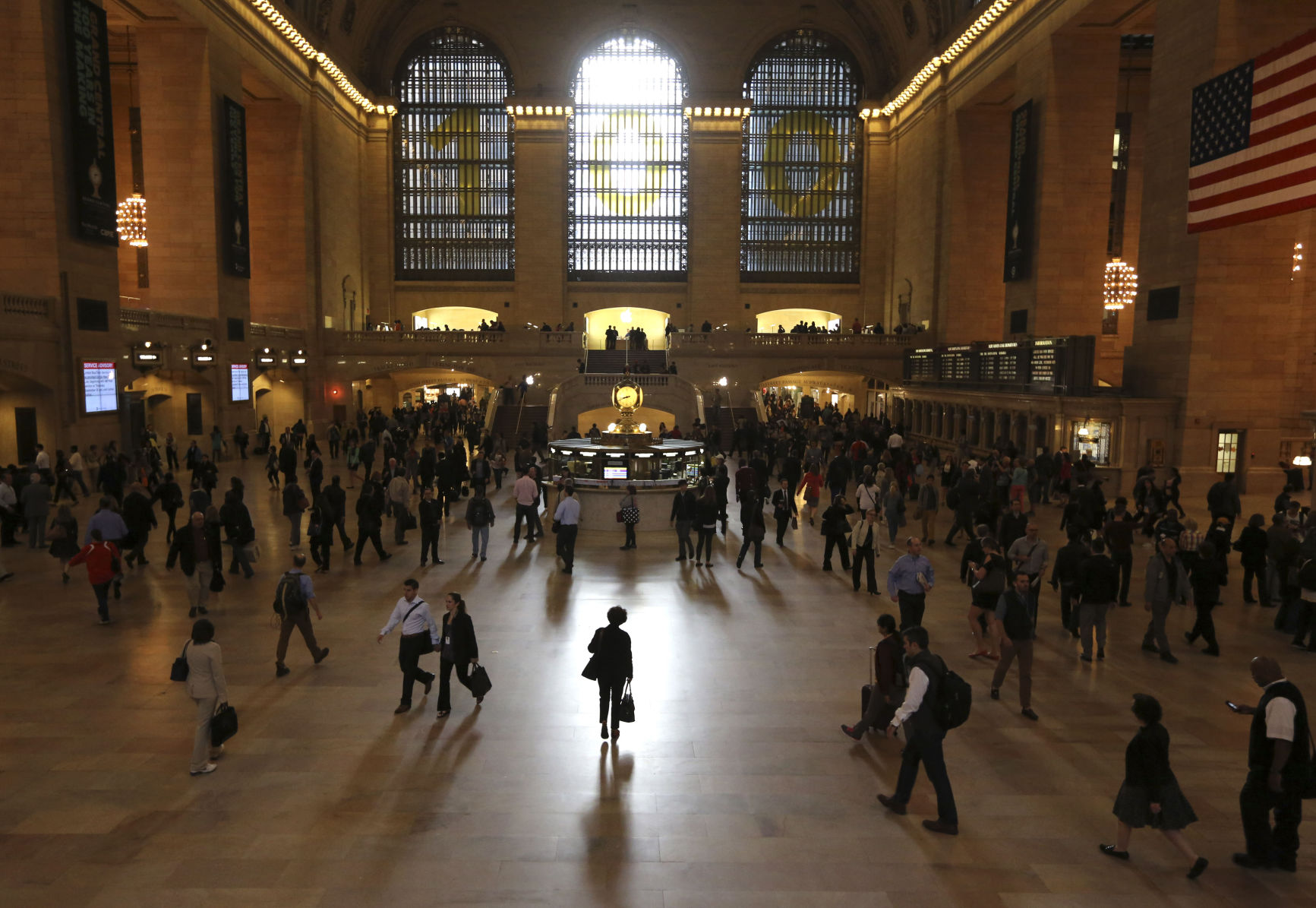 Cucina New York Grand Central Nerd Wallet Shh Introverts Share Travel Survival Secrets