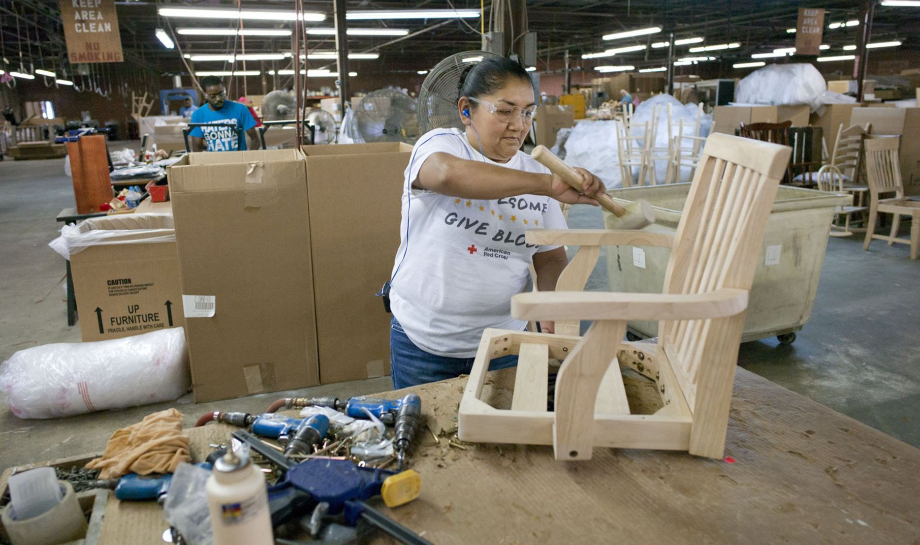 Furniture Maker Thrives Amid Ruins Of Thomasville S Once World Renown Industry Business News Journalnow Com
