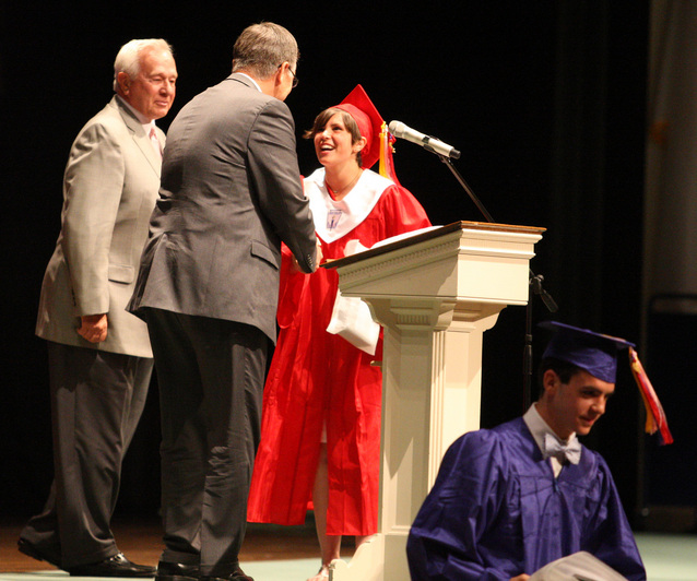 320 seniors graduate from Conestoga Valley High School News - seniors high school
