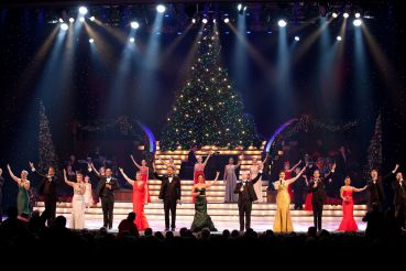 Image result for american music theater christmas show