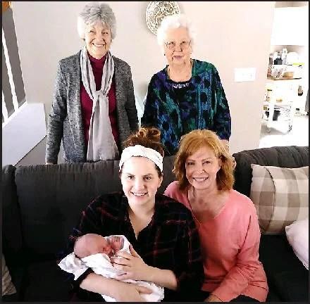 5 GENERATIONS Celebrations martinsvillebulletin - 5 generations