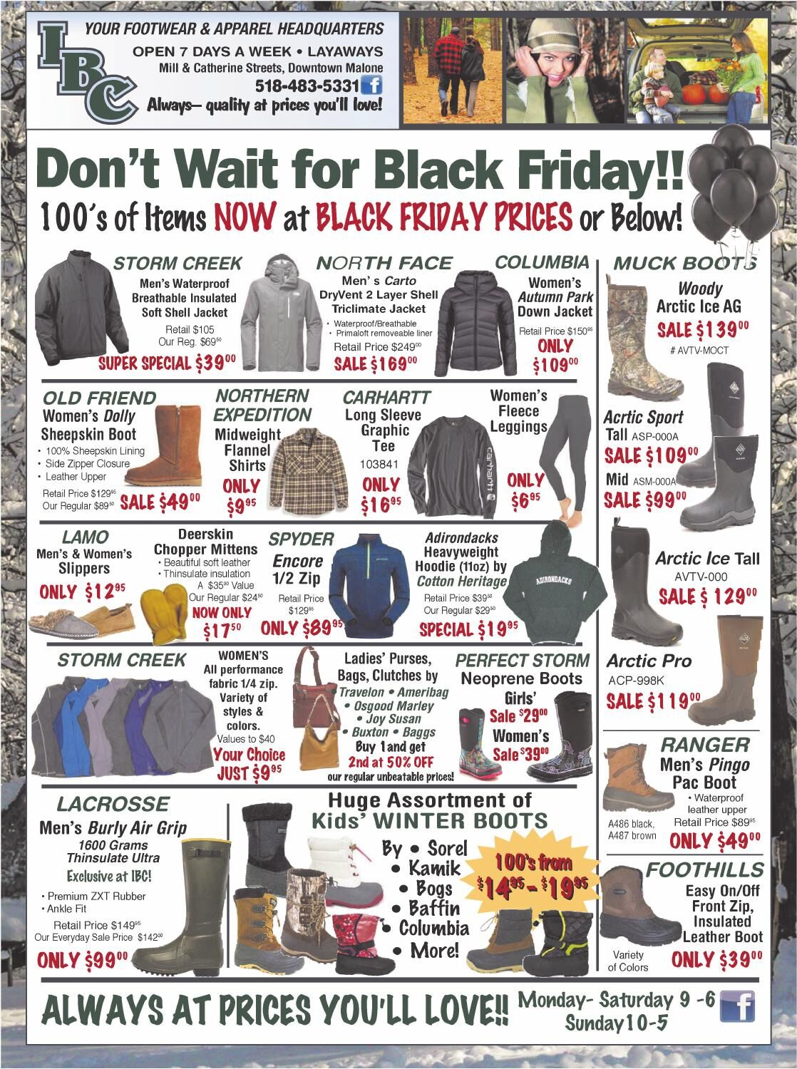 Ibc Don T Wait For Black Friday Files Nny360 Com