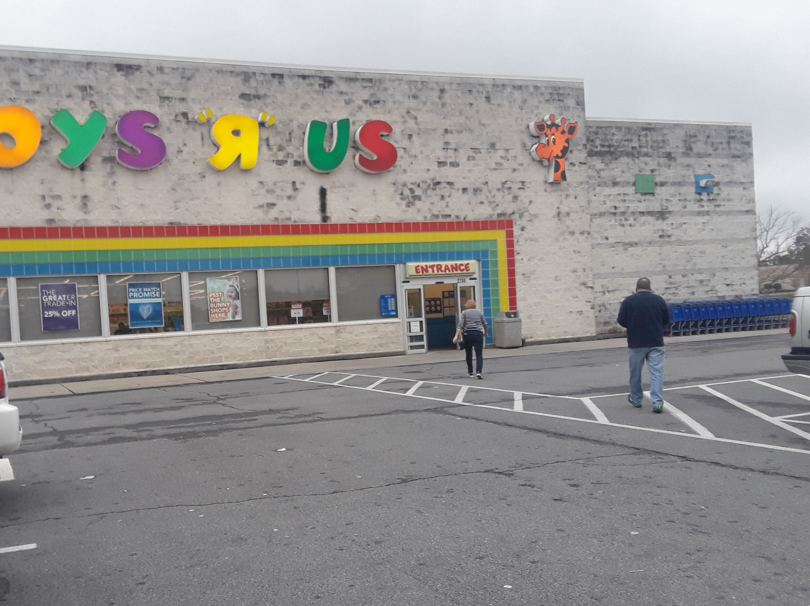 Toys R Us Is Prepping To Liquidate Its Us Operations