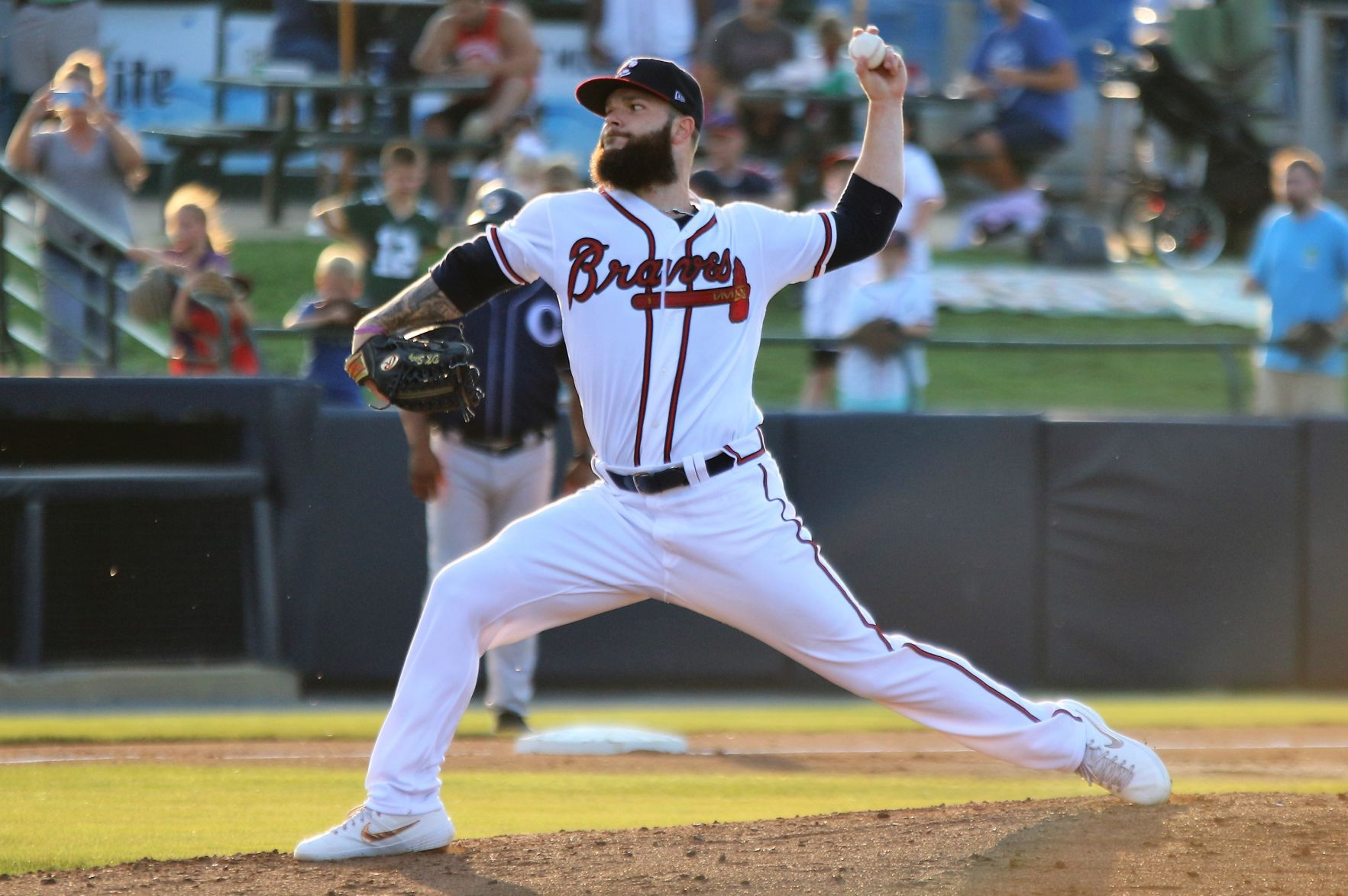 Rome Braves Keuchel Has Strong Start In Debut For Braves Organization The Rome News Tribune Northwestgeorgianews Com