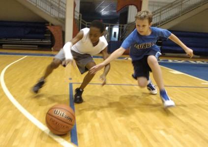 YOUTH HOOPS Auburn Raptors helping kids excel on, off court
