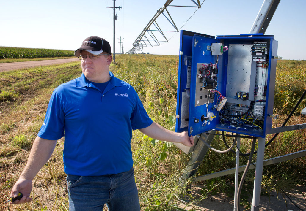 Irrigation industry has serious need for techs; this program tries
